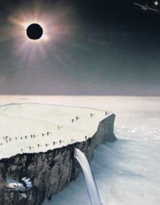 Edge of Antartica