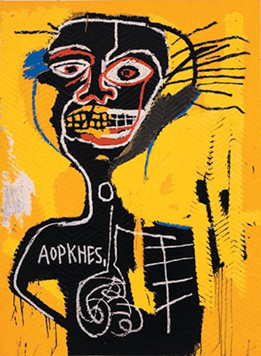 Jean-Michel Basquiat | power of h Weblog
