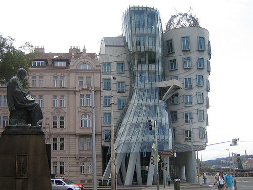 Frank gehry power of h weblog - Gehry architekt ...