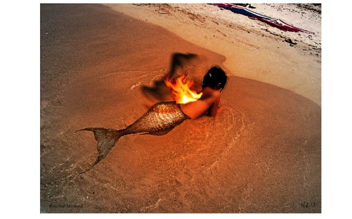 smallBeached Mermaid