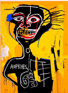Jean Michel Basquiat aopkhes