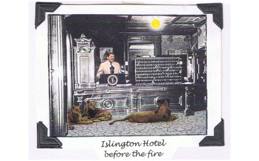 smallIslington Hotel