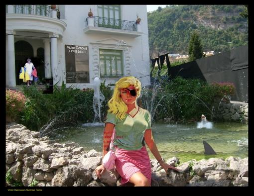 Victor Genova's Summer Home