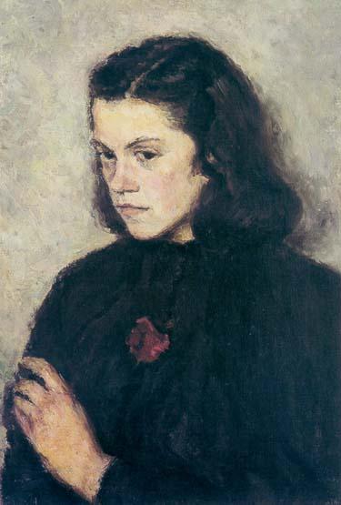 Irina_V_Shevandronova_1928xxKatya_Grigorieva's_Portrait_1954