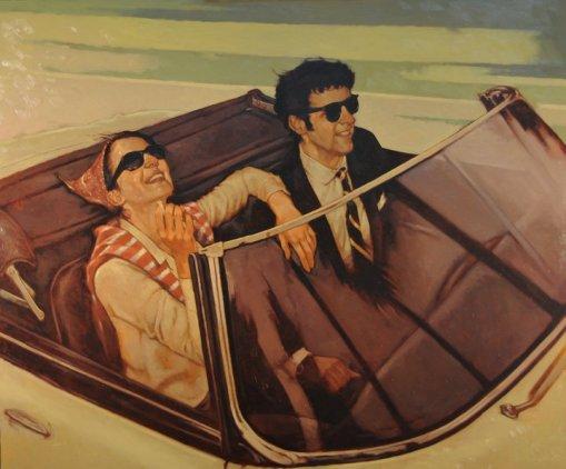 Joseph Lorusso 1966 -  American Figurative painter - Tutt'Art@ (24)