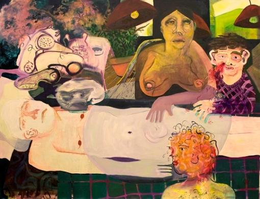 Blake-Daniels-Painting