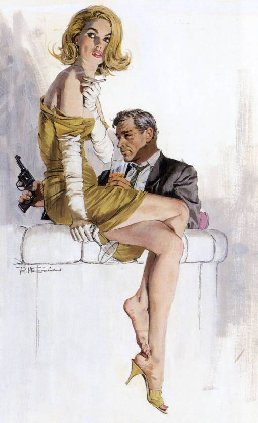 Robert McGinnis 1926
