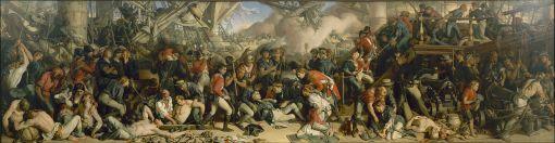 Daniel_Maclise_-_The_Death_of_Nelson_-_Google_Art_Project