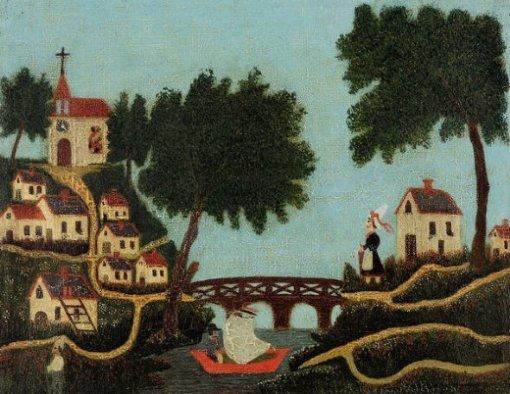 henri-rousseau-landscape-with-bridge