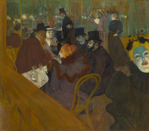 Henri_de_Toulouse-Lautrec_-_At_the_Moulin_Rouge_-_Google_Art_Project