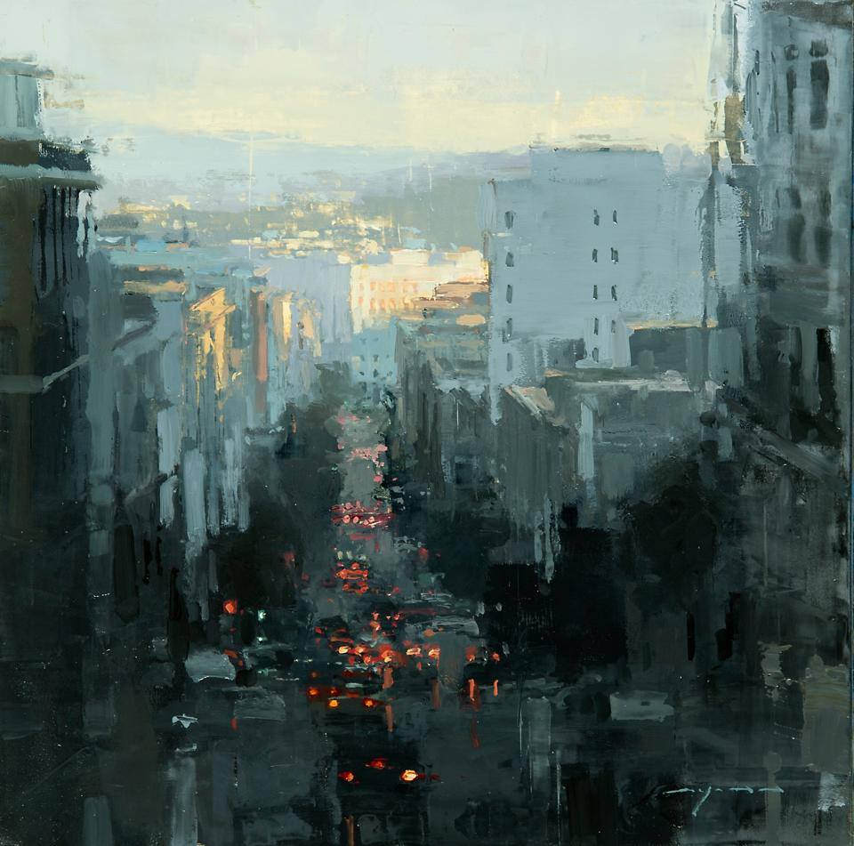 Jeremy mann power of h weblog for Airbrushing mural