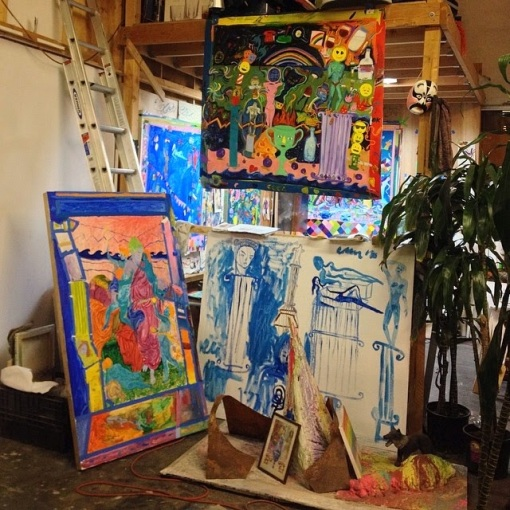 Lola-Rose-Thompson-studio-2