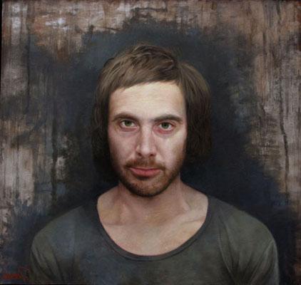 David Jon KassanKassan-IrishPotter-18x19-OilPnl-16000