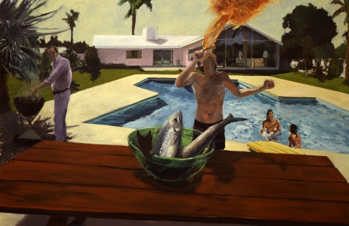 Eric Fischl2-fischl-barbeque-1982