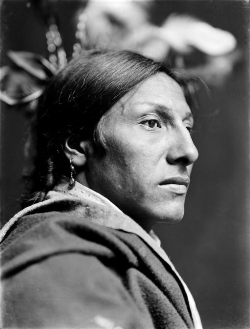 Gertrude Käsebier Amos_Two_Bulls,_Dakota_Sioux,_by_Gertrude_Käsebier,_ca._1900_(3)