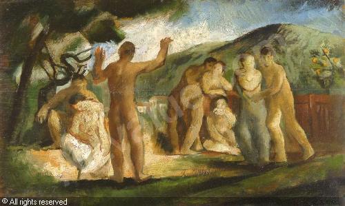 Istvan Szonyiszonyi-istvan-etienne-1894-196-aktok-szabadban-1479374-500-500-1479374