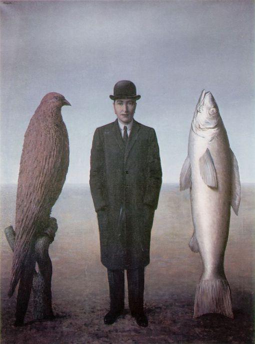 Magritte_PresenceOfMind1960