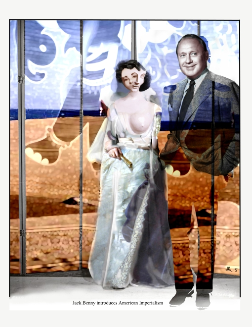 Jack Benny introduces American Imperialism