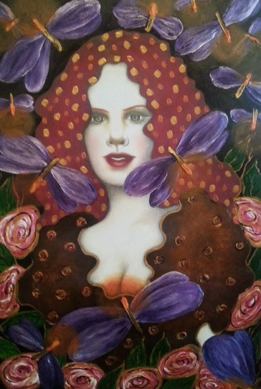 Shannon Theron90angelsandfireflies