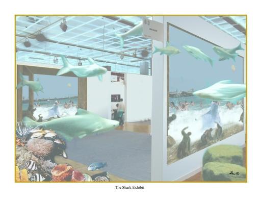 The Shark Exhibit