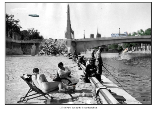 Life in Paris during The Boxer Rebellion