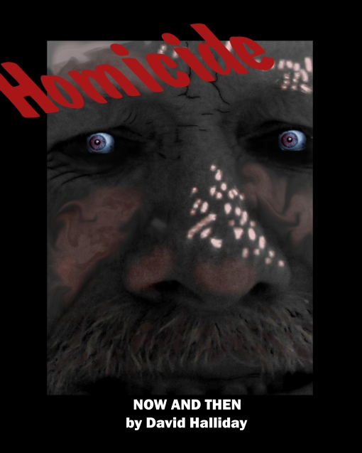 Cover for Homicide