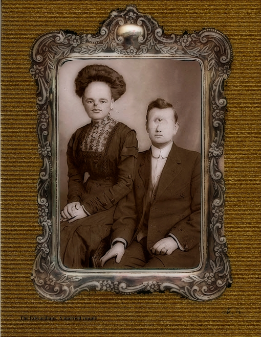 The Edwardians. a married couple2