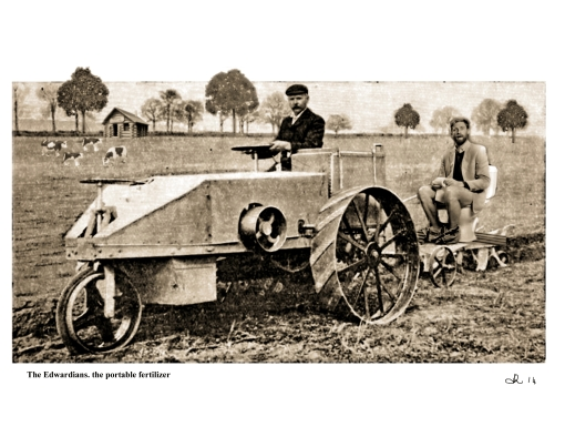 The Edwardians. the portable fertilizer2