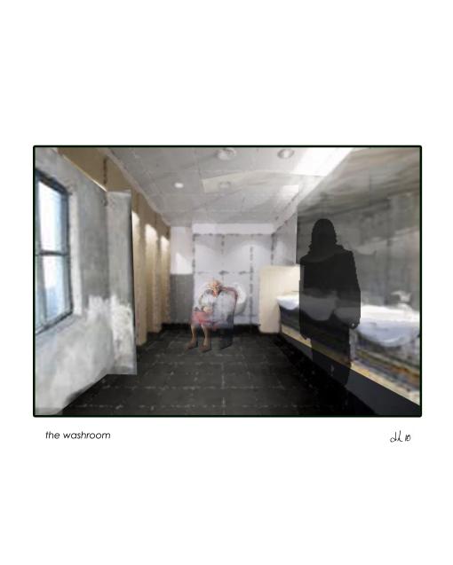 the washroom v1