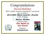 Award finalist Death of LouGrant