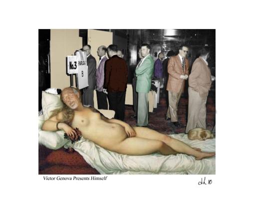Victor Genova Presents Himself
