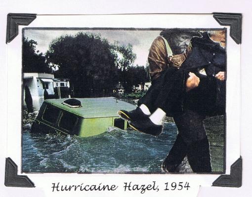 Hurricaine Hazel