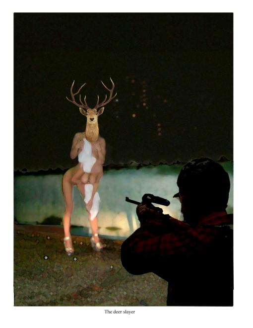 the deer slayer