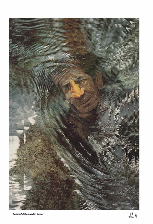 Leonard Cohen Under Water