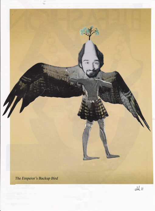the Emperor's Backup Bird