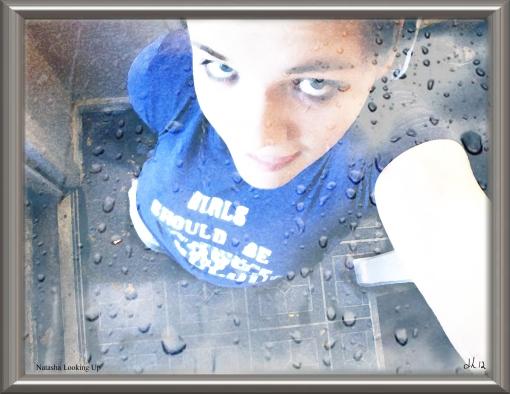 Nat Looking Up