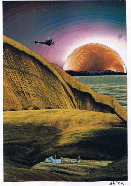 Landscape RollingHills Moon