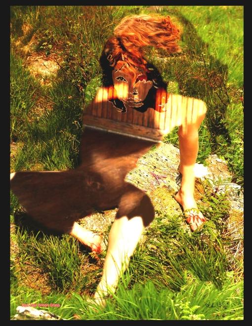 Red Hair Green Grass2