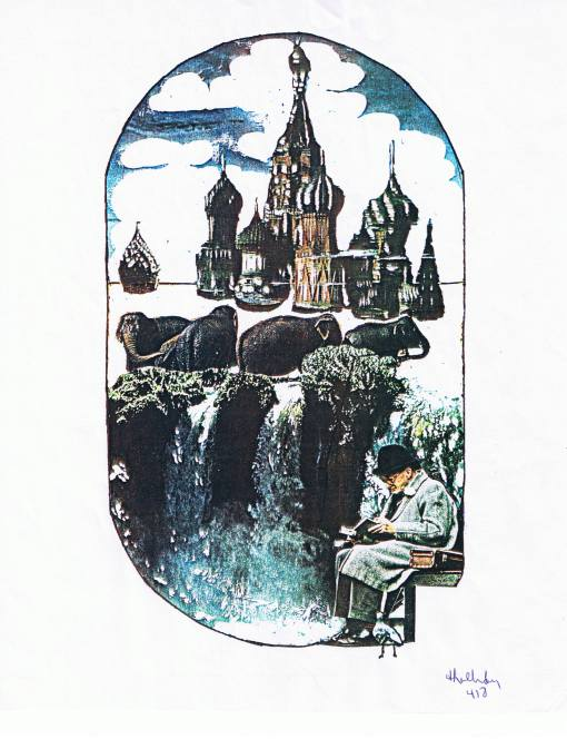 The Old Man's Castle