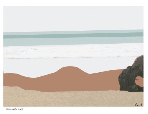 mary-on-the-beach
