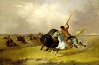 small_buffalo-hunt-on-the-southwestern-prairies