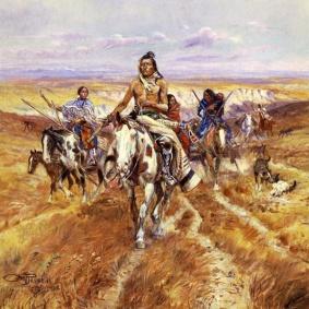 when-the-plains-were-his