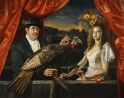 white-meat-david-bowers-32-x-40-oil-on-linen-sold