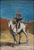 800px-Don_Quichotte_Honoré_Daumier