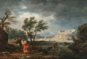 Claude-Joseph_Vernet_-_The_four_times_of_day-_Midday_-_Google_Art_Project