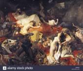 death-of-sardanapolis-by-eugene-delacroix-1798-1863-french-artist-D98E8P
