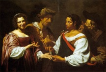 simon vouet fortuneteller