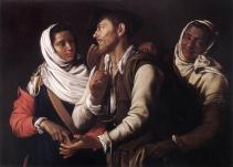 Simon-Vouet-xx-The-Fortune-Teller-xx-Galleria-Nazionale