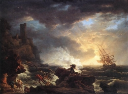 VERNET_Claude_Joseph_Shipwreck