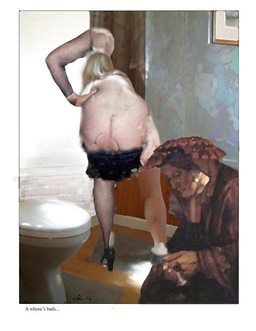 A whore's bath